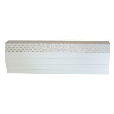 6 ft hot water hydronic baseboard cover