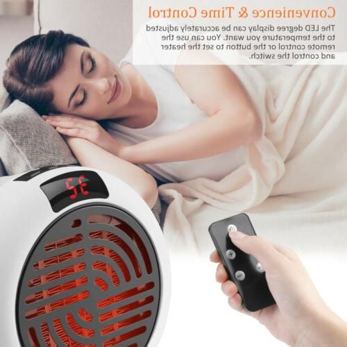 900W Portable Heater Electric Ceramic