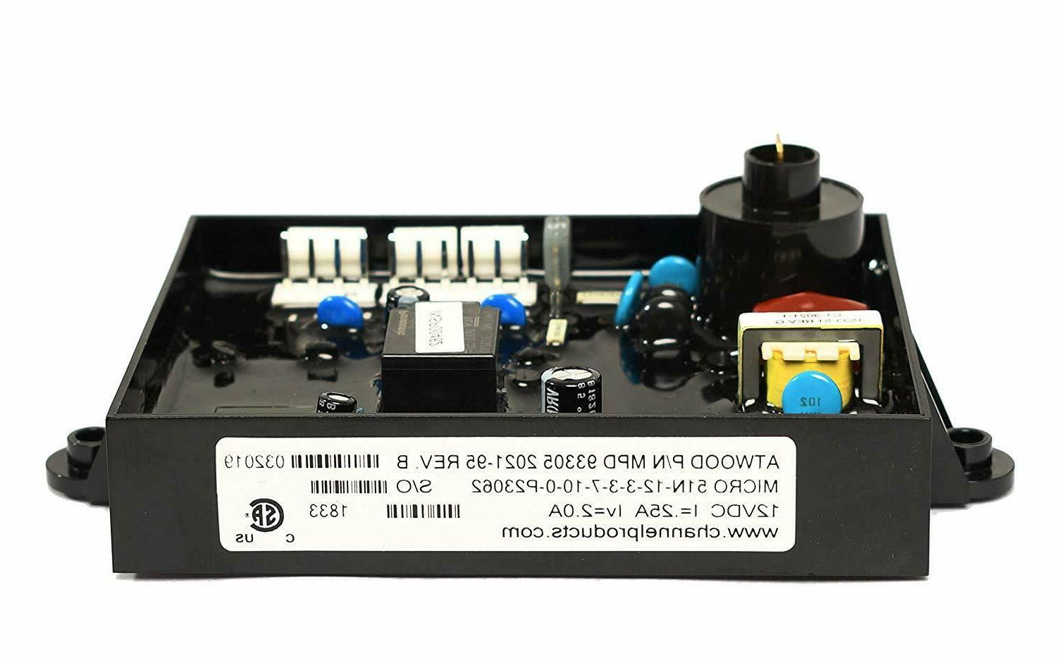 atwood 91365 circuit board kit for water