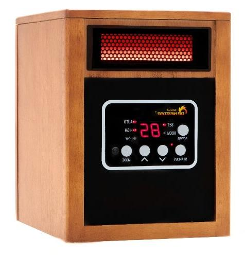 Dr. Infrared Heater Watt Heater Remote