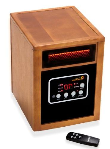 Dr. Infrared Heater Watt Infrared Heater Remote