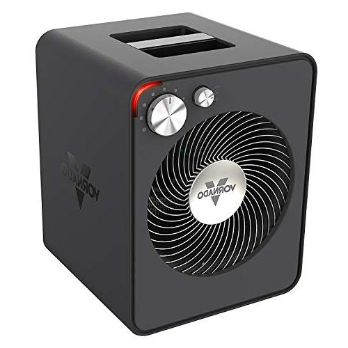 Vornado VMH300 Whole Room Metal Heater with 2 Heat Settings