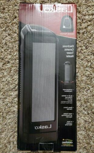 electronic cermaic tower heater 1500 watts oscillating