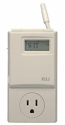 LuxPro PSP300 Programmable Digital Thermostat