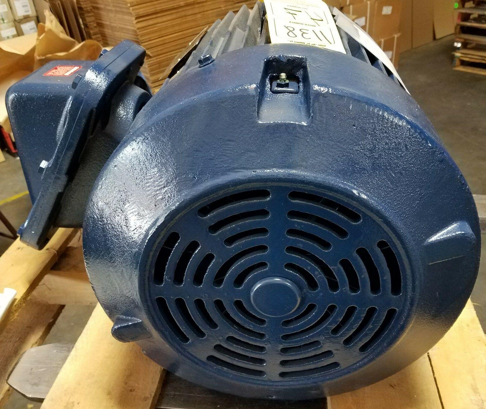 NEW 40 HP 3 PHASE SPACE HEATER 324TTGP18540AAL