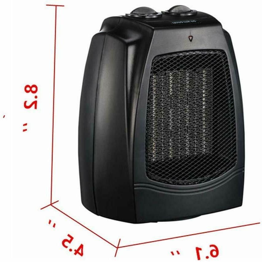 Portable - 1500W with Thermostat