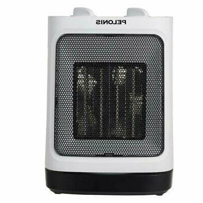 portable ceramic space heater small rooms oscillation