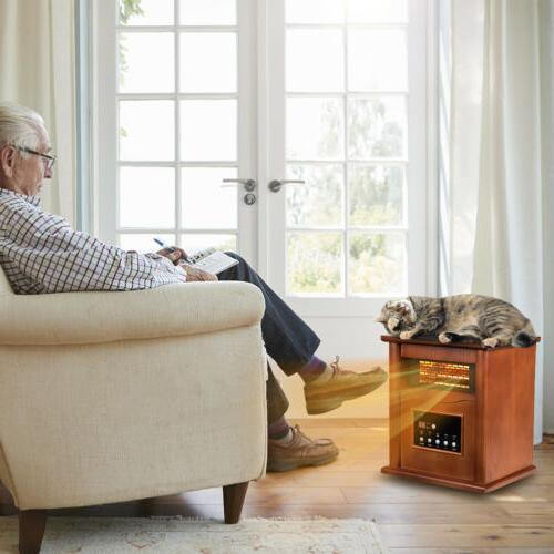Cyber Electric Heater Remote Control Indoor