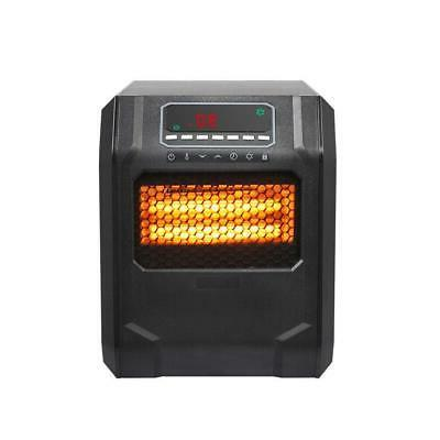 Portable Electric Infrared Heater Remote Control Indoor