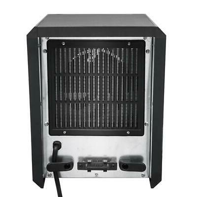 Portable Electric Infrared Space Heater 1500W 12H Timer Remote Control