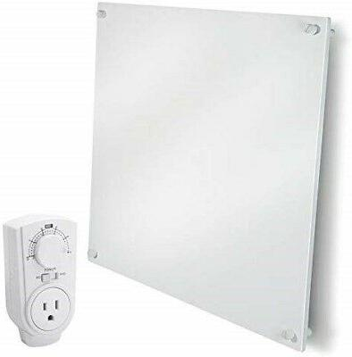 wall mount space heater panel