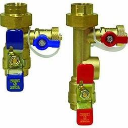 Watts LFTWH-FT-HCN Service Valve Kit for Tankless Water Heat