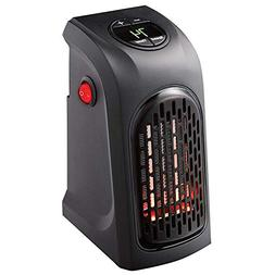 Mini Portable Space Heater, Personal Air Warmer, Electric Pl