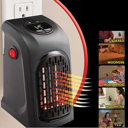 Mini Wall-mounted heater with heating for kitchen, bathroom,