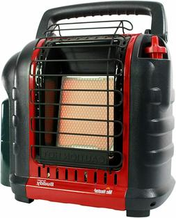 Mr. Heater F232000 MH9BX Buddy 4,000-9,000-BTU Indoor-Safe P