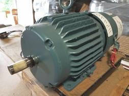 new baldor reliance 2 hp 3 phase