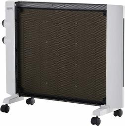 NEW DELONGHI HMP1500 MICA PANEL HEATER FREE STANDING/WALL MO
