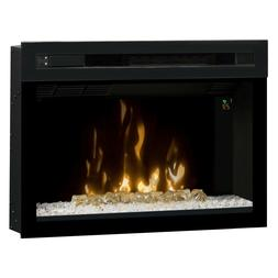 Dimplex PF2325hg, 23 inch fireplace insert,heater, LED color