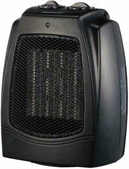 Portable Ceramic Space Heater - 1500W Electric Heater with A