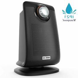 OPOLAR Space Ceramic Bathroom Heater with IP21 Water-Proof f