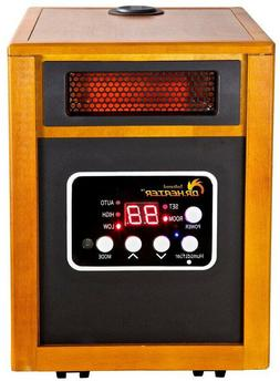 Portable Space Heater 1500 Watt Infrared with Humidifier &am