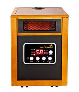 Dr. Infrared Heater Portable Space Heater with Humidifier, 1