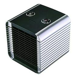 Quiet Ceramic Space Heater 750W/1500W ETL Listed with Adjust