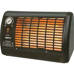 Optimus Radiant Electric Space Heater  - 1 Each