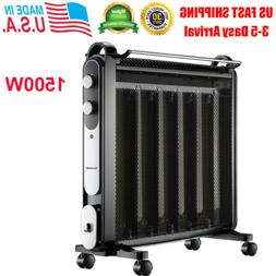 Space Heater Electric Heater Portable with or Home Office Ki