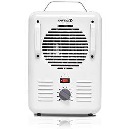 Costway 1500W Space Heater Electric Portable Quart Heater Th