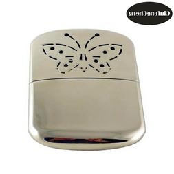 Stainless Steel Pocket Long-life Ultralight Hand Warmer Indo