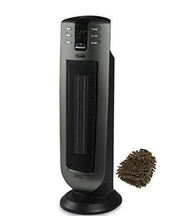 Delonghi TCH7090ERD Space Heater, 1500W, Ceramic Tower Heate