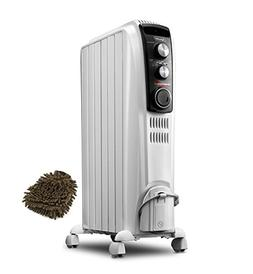 TRD40615T Delonghi Full Room Radiant Heater  w/ Bonus: Premi