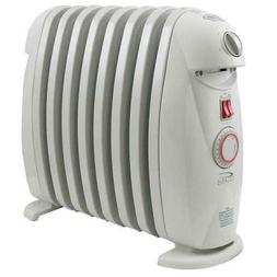 DeLonghi TRN0812T Portable Oil-Filled Radiator with Programm