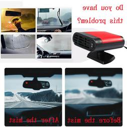 Universal 12V Car Interior Heating Accessories Heater Fan Wi