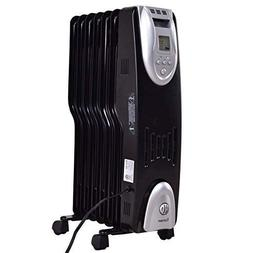 COSTWAY VD-22916EP Oil Filled Radiator Heater Portable Elect