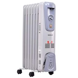 COSTWAY VD-22913EP Oil Filled Radiator Heater Portable Elect